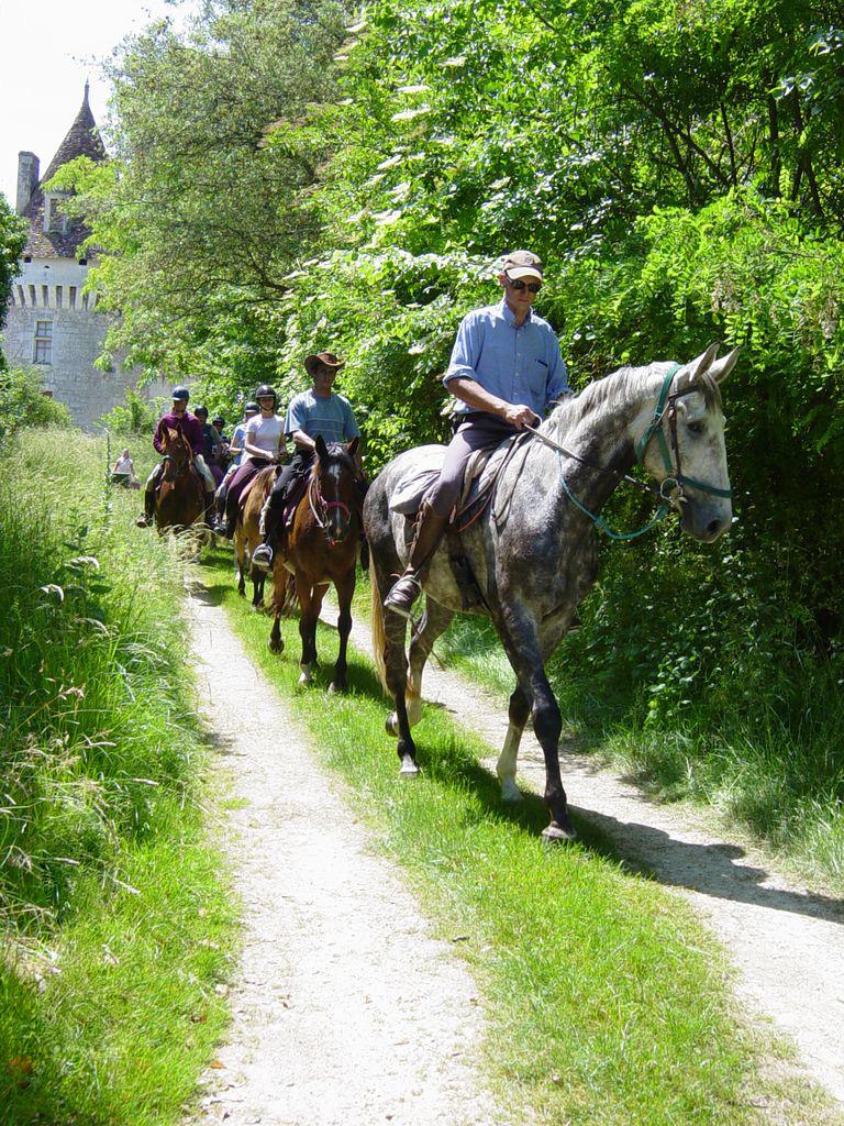 Dordogne Riding