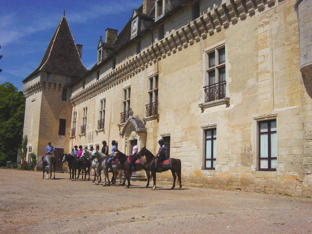 Chateau de la Gaubertie