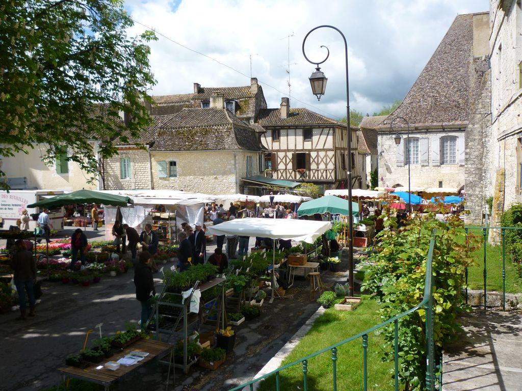 Dordogne Market