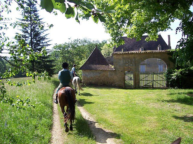 Dordogne Riding